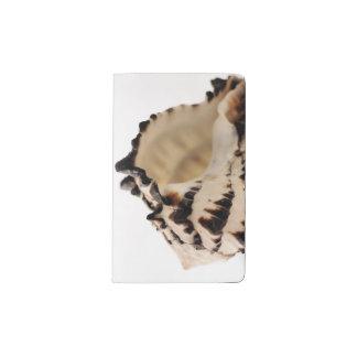 Shell Pocket Moleskine Notebook