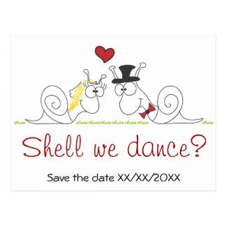 ¿Shell que bailamos? - Ahorre la postal de la fech