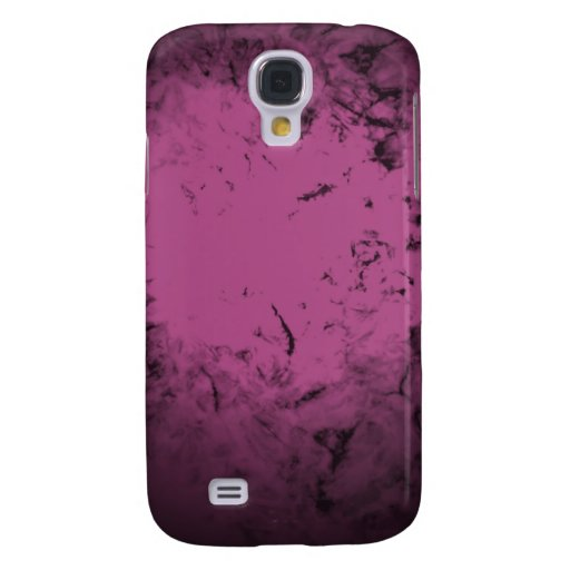 Shell rosado texturiza - rosa y negro