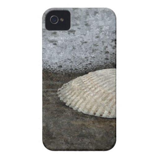 Shell & Sea Artwork Case-Mate iPhone 4 Case
