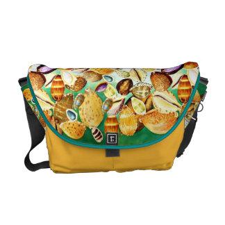 Shell Seeker's Delight Courier Bag