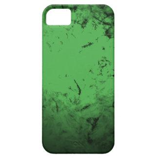 Shell verde iPhone 5 carcasas