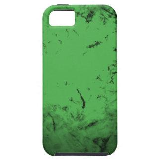 Shell verde iPhone 5 fundas