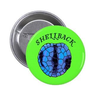 Shellback Pinback Button