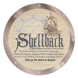 Shellback Plate