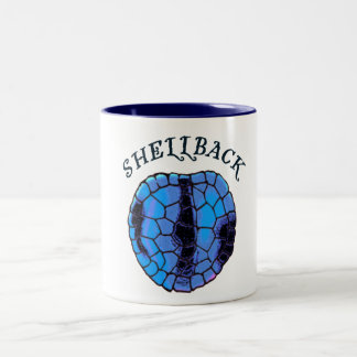 Shellback Two-Tone Coffee Mug