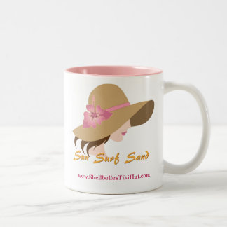 Shellbelle's Tiki Hut Mug
