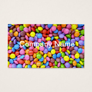 Shelled Candy Business Card