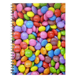 Shelled Candy Notebooks