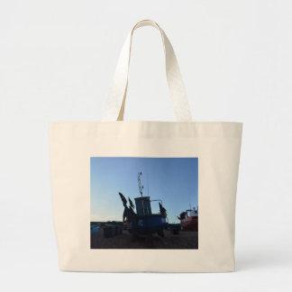 Shellfish Boat Fair Trade Tote Bags