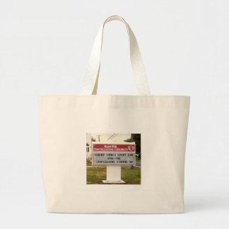 shellfish dinner tote bag
