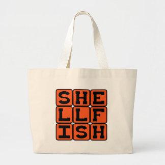 Shellfish, Exoskeleton-Bearing Invertebrates Bags
