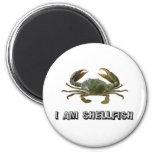 Shellfish Magnet