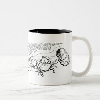 Shellfish Coffee Mug