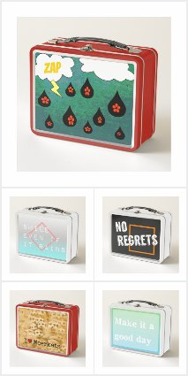 Shellibeanz lunchboxes