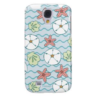 Shellie Sea Shell Pattern Phone Case