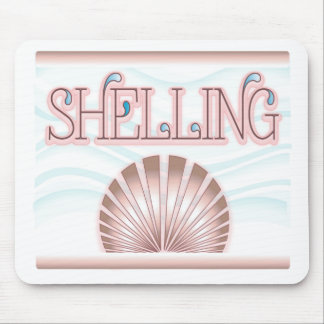 Shelling Mouse Pad