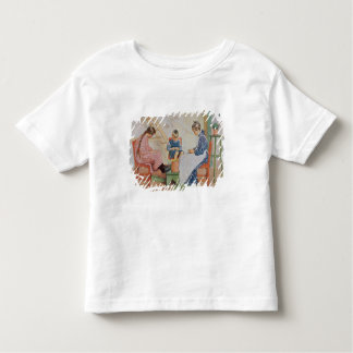 Shelling Peas, pub. in 'Lasst Licht Hinin'(`Let in Toddler T-shirt