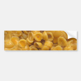 shells and cheese bumper sticker