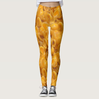 shells and cheese leggings