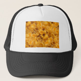 shells and cheese trucker hat