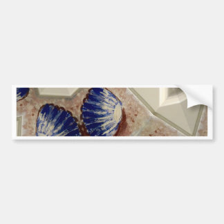 Shells and more bumper sticker
