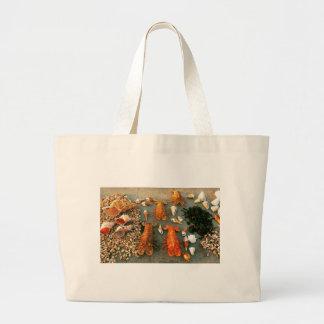 Shells Canvas Bags