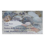 Shells Business Cards