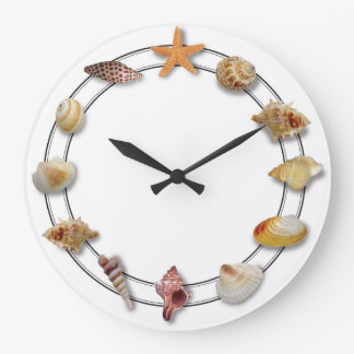 Shells Clock