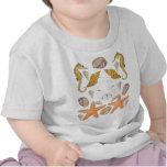 Shells Galore T Shirts