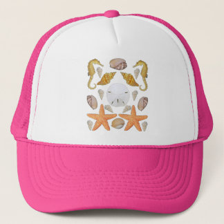 Shells Galore Trucker Hat