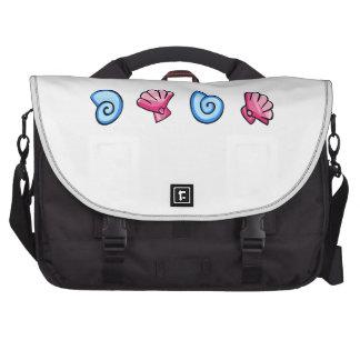 Shells Laptop Commuter Bag