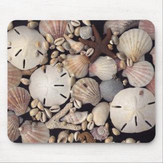 Shells Mouse Pad