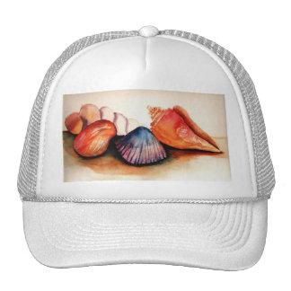 Shells of Summer Trucker Hat