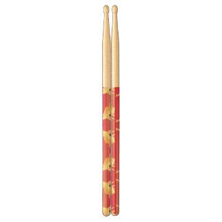 Shells pattern drum sticks