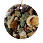 Shells, Rocks and Coral Ornament