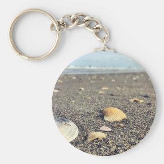 shells, shells, shells keychain
