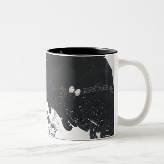 """""""Shells"""" Two-Tone Coffee Mug"""