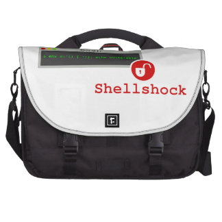 Shellshock / Bashdoor / Bash bug Bags For Laptop