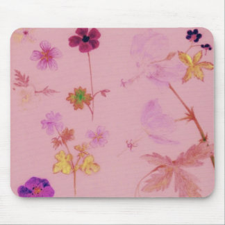 Shelly Flower-Shop Mouse Pad
