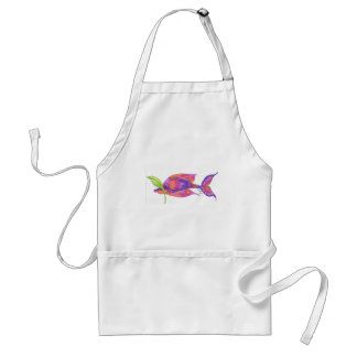Shelly of the South Pacific Adult Apron