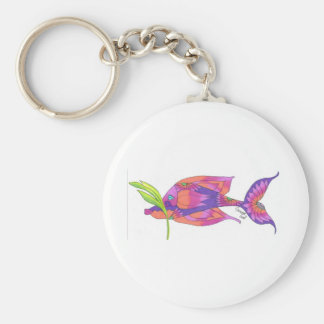 Shelly of the South Pacific Keychain