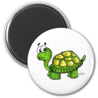 Shelly the Turtle Magnet