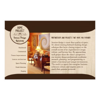 """Shelly's Home Project 8.5""""x5.5"""" Fliers Flyer"""