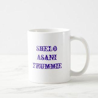 Shelo Asani Frummie Coffee Mug