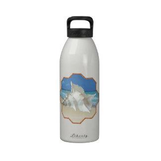 ShelSand Botella De Agua
