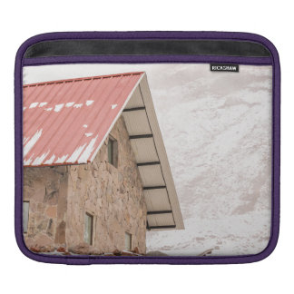 Shelter at Chimborazo Mountain in Ecuador iPad Sleeve