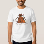 Shelter Cats Need Love Too! Tee Shirt