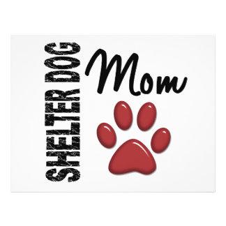 Shelter Dog Mom 2 Flyer