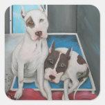 Shelter Dogs  Sticker